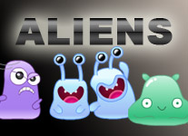 Smiley Aliens