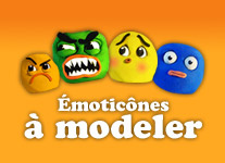 Emoticone A modeler